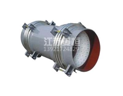 电厂煤粉管道贴陶瓷补偿器