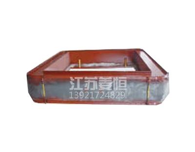 焊接式矩形非金属补偿器