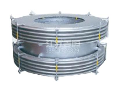 烟风道圆形金属高温膨胀节