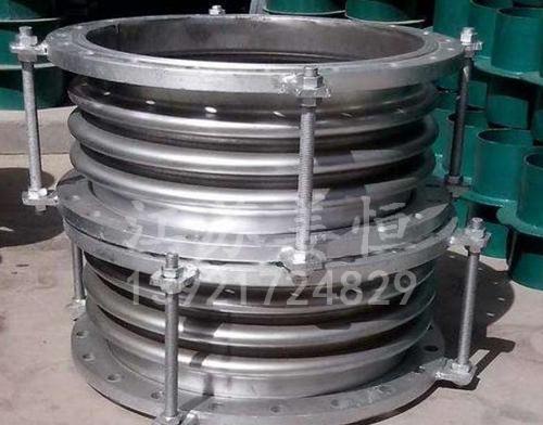 不锈钢管道膨胀节