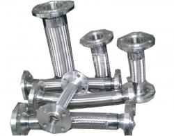 不锈钢法兰金属软管