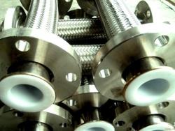 衬四氟不锈钢金属软管